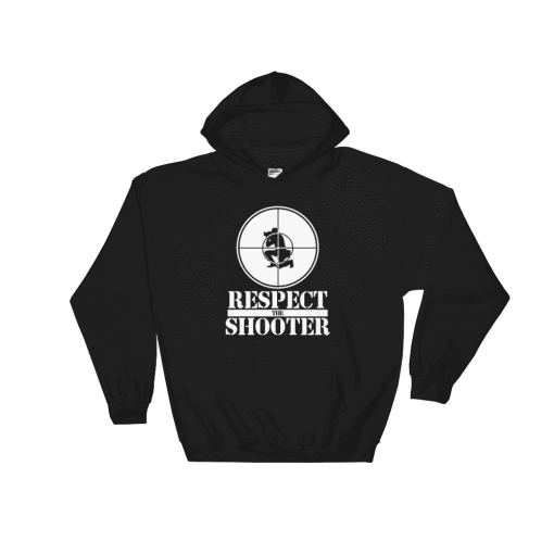 Respect the Shooter Hoodie