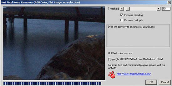 Download HotPixel - free Photoshop CS5 Plug-in