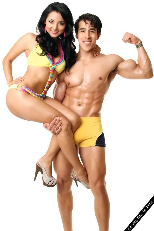 Photo by Danny Baez De Jesus: smmiling couple