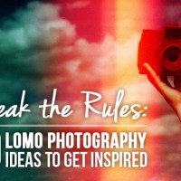 Break the Rules: 100 Lomo Photography Ideas to Get Inspired