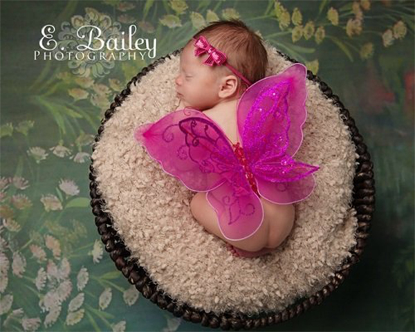 Little Girl Sleeping Wallpaper 20 Newborn Baby Photo Props For Spring Session