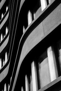 Concrete curves fine art print.