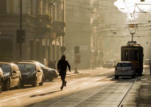 Fine art street photography Milano