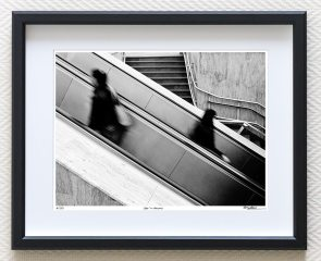 Street photography fine art print.