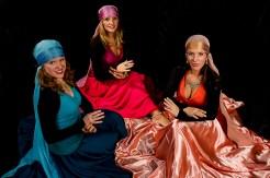 Pierre -Danseuses orientales