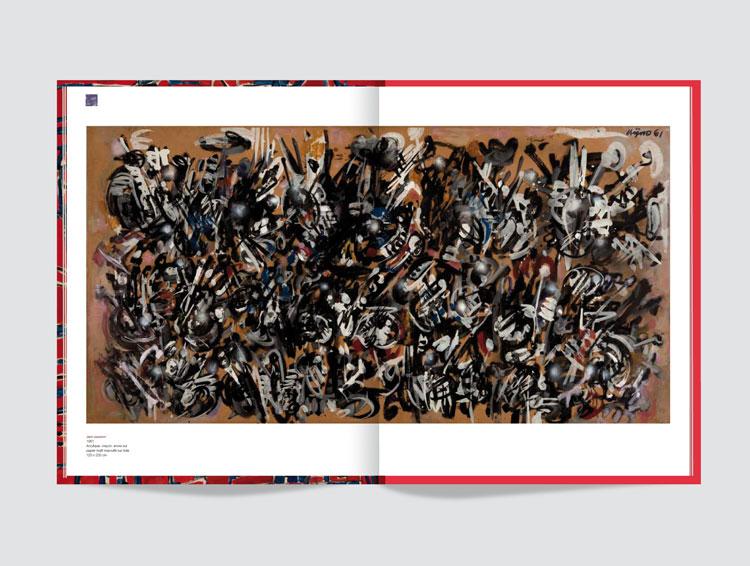Catalogue Kijno, Les grandes œuvres
