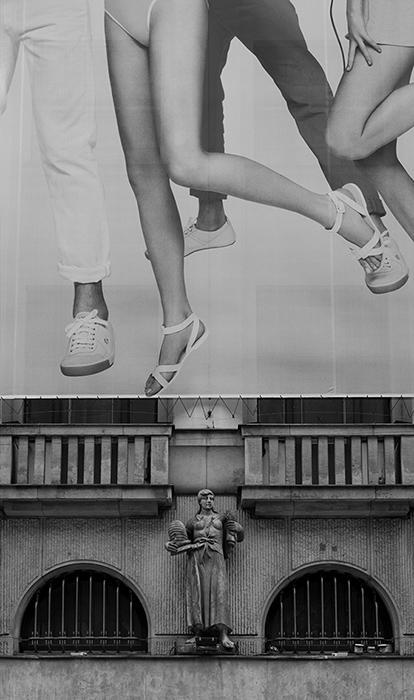 LAF Project, Prague © Michel Bourguet