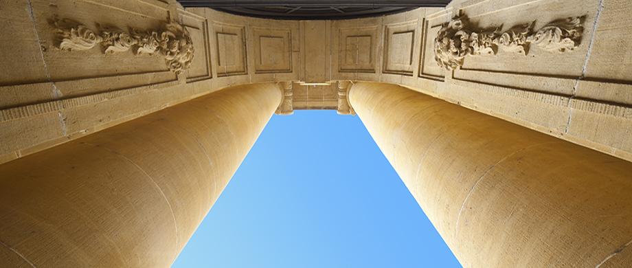 Sarreguemines, palais de justice © Michel Bourguet
