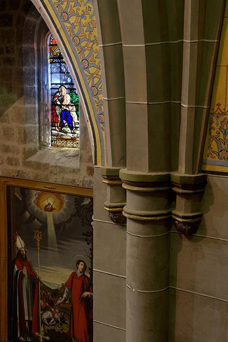 Eglise de Laroque d'Olmes