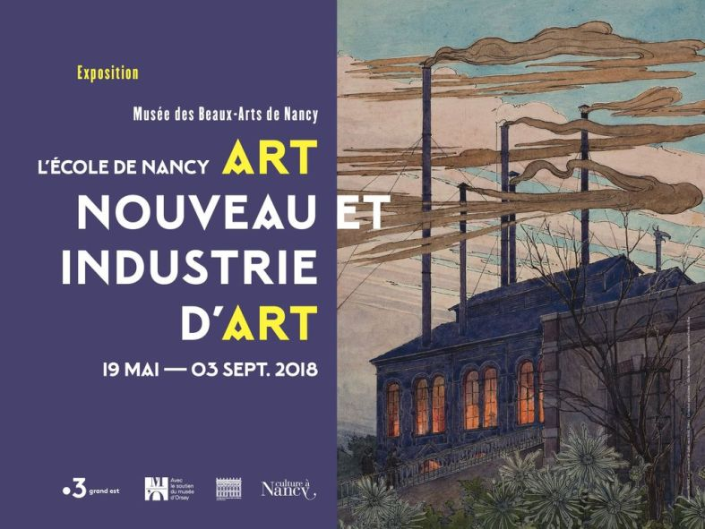 Art Nouveau et Industrie d'Art - photo Michel Bourguet