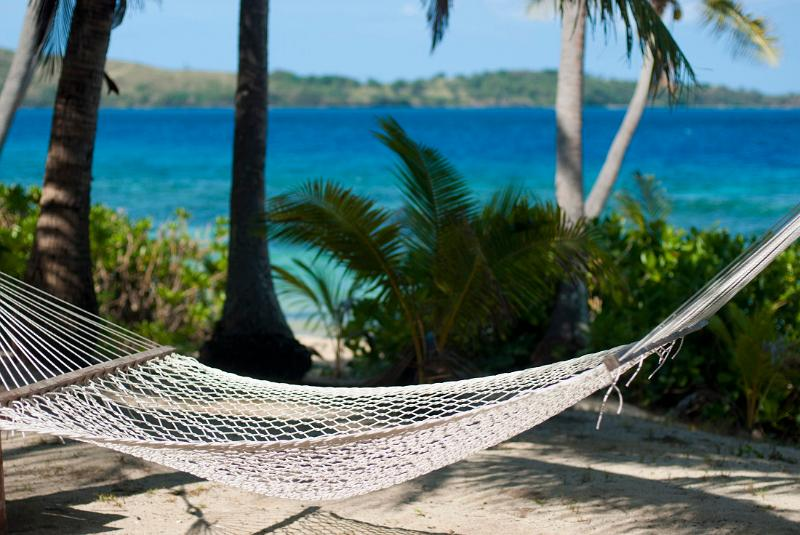 Free Stock photo of Empty hammock at a tropical beach  Photoeverywhere
