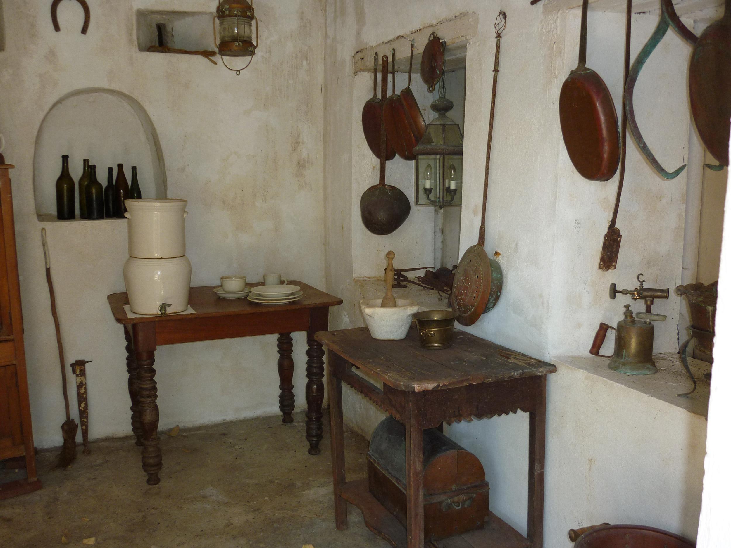 Free Stock photo of heritage kitchen  Photoeverywhere