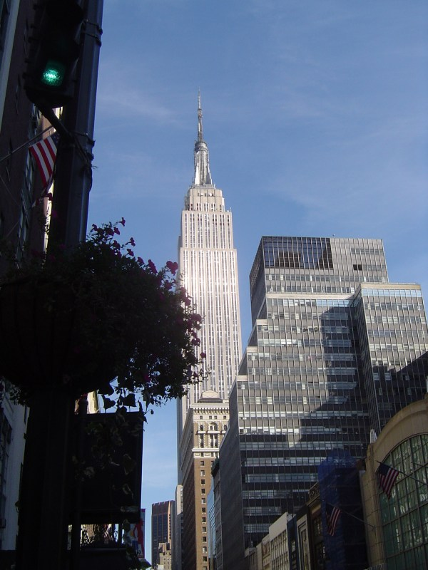Free Stock Of Vintage Tall Empire State Building