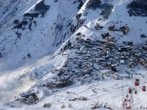 Free Stock Of Winter Holiday In Alpine Village