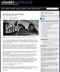 Girl racers wheels for women