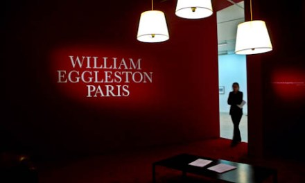 Eggleston égaré à Paris
