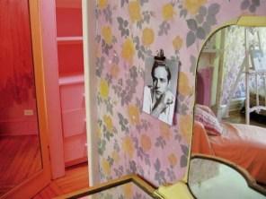 Jessica Backhaus, Marlon Brando, 2005 C-print 28 x 35 cm Courtesy of Robert Morat Galerie
