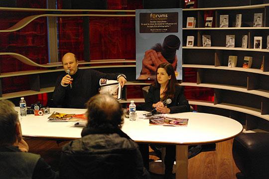 Rendez-vous Réponses Photo à la Fnac Montparnasse