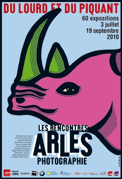 Les Rencontres d'Arles 2010 : le programme