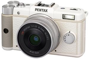 Pentax Q : un système compact dans la poche