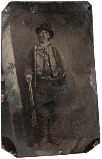 Wanted : Billy the Kid. Reward : 2,3 M$.