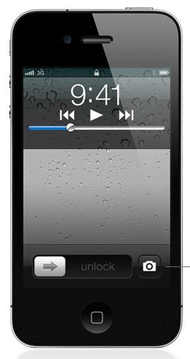 Photo sur iPhone : du nouveau