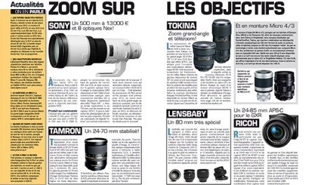Réponses Photo 241 : le retour du reflex et Gilles Caron