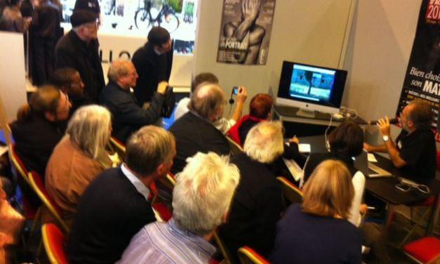 Conférence logiciels au Salon de la Photo : les liens