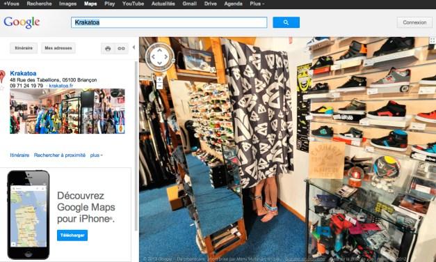 Comment s'amuser avec Google Maps