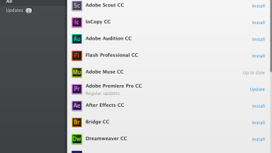 Adobe Creative Cloud Available for Download