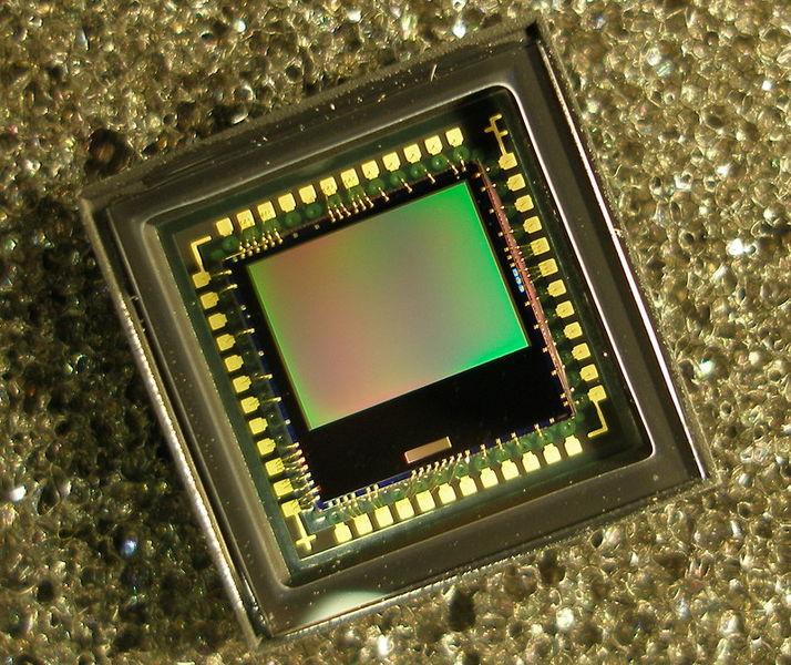 CMOS Sensor — Photo by Filya1   Creative Commons