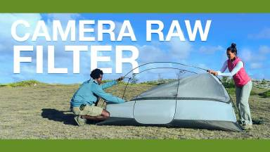 Camera Raw Filter in Photoshop CC