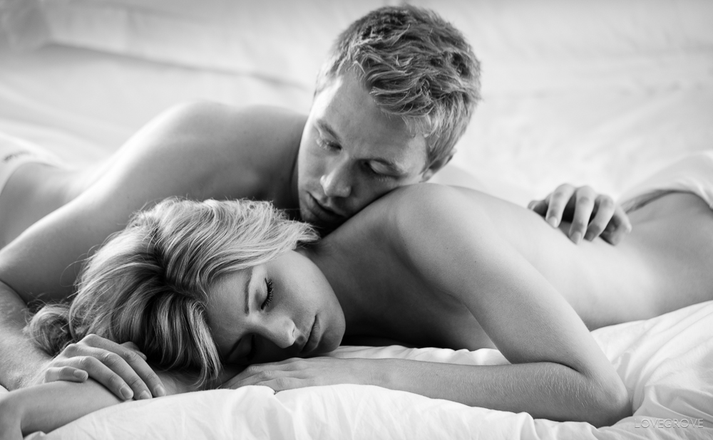 Couples Boudoir - Beyond a Stroll in the Park — NSFW