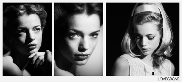 01. I took these shots in my studio back in 2008 using tungsten lights and a home made diffusion filter over the lens. These days I use the Tiffen Black Pro Mist 1/4 filter. I find it takes the 'digital edge' off my images without sacrificing detail.