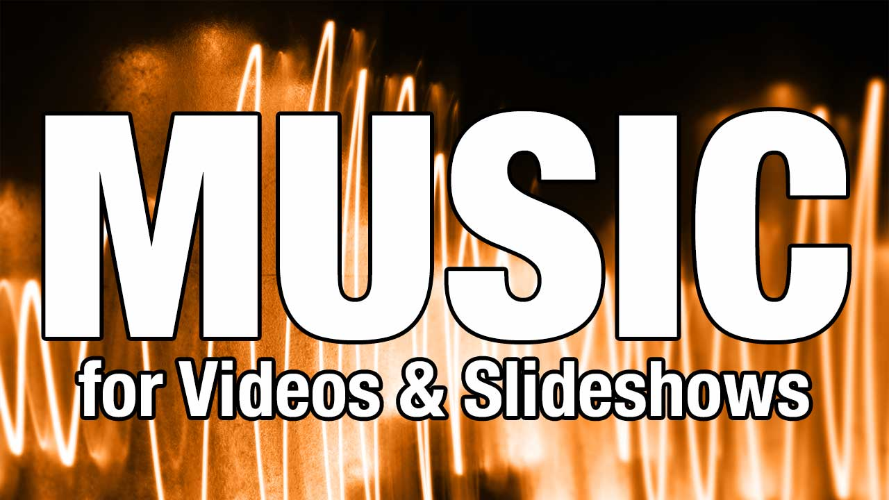 Free & Legal Music Sources for Slideshows & Videos | Photofocus