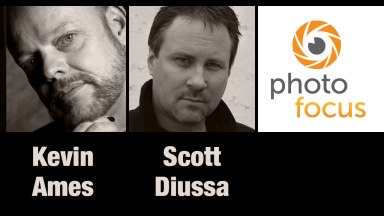 Kevin Ames & Scott Diussa | Photofocus Podcast 12/25/13