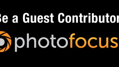 Guest Contributors on Photofocus
