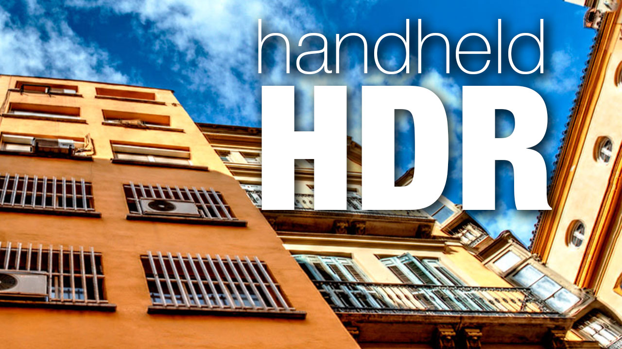 Handheld HDR — Is it Possible?