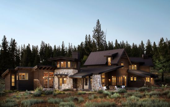 Tahoe Architectural Photography
