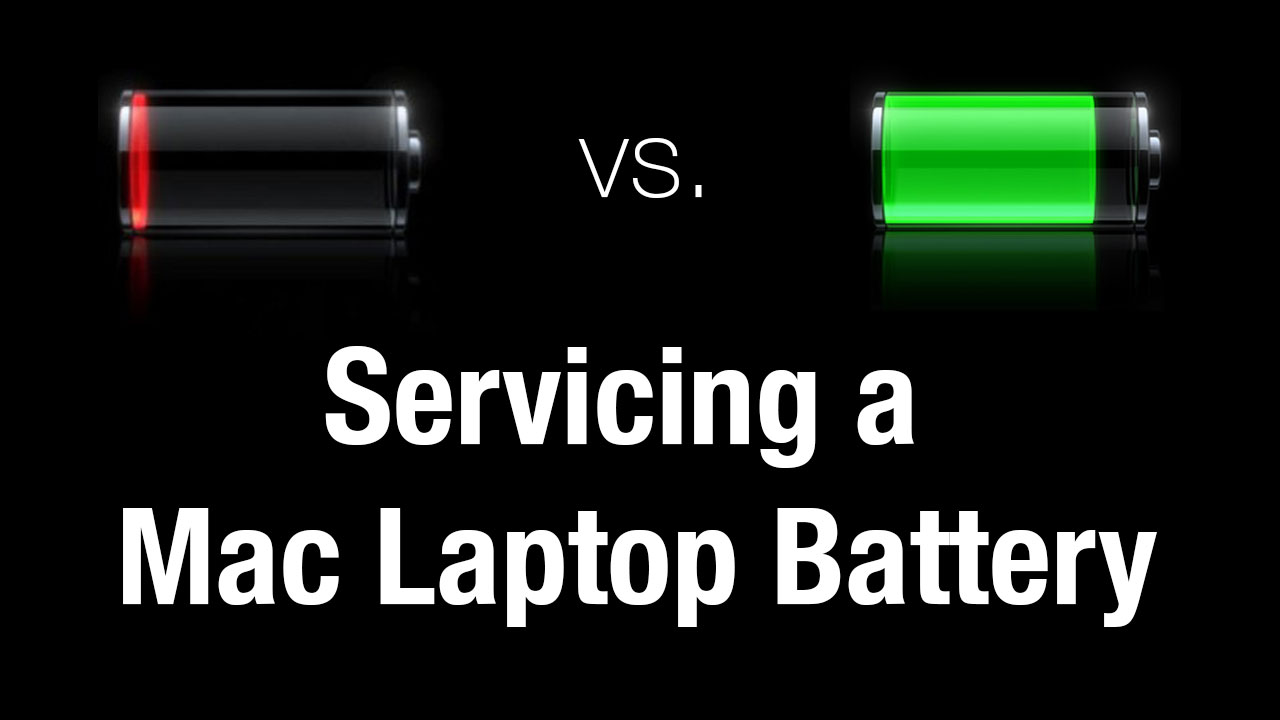 The Nightmare of Replacing a Battery on a Mac Laptop (Why