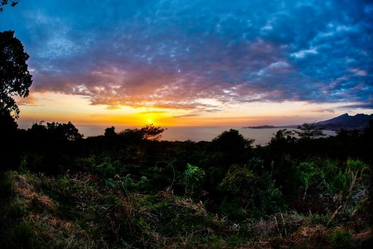 Sunrise, Corregidor Island, Phillippines