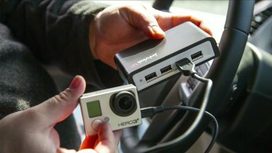 How to Charge the Battery on Your Camera from a Car