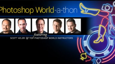 Get a Free Taste of Photoshop World Tonight
