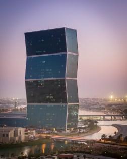 Zig-Zag Tower