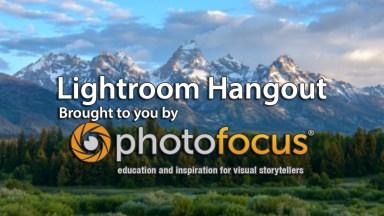 Lightroom Hangout: Q&A