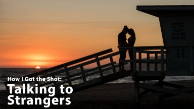 Talking to Strangers : How I Got the Shot