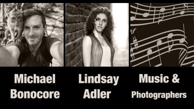 Michael Bonocore, Lindsay Adler, and Music for Photo and Video Projects | Photofocus Podcast 10/5/14