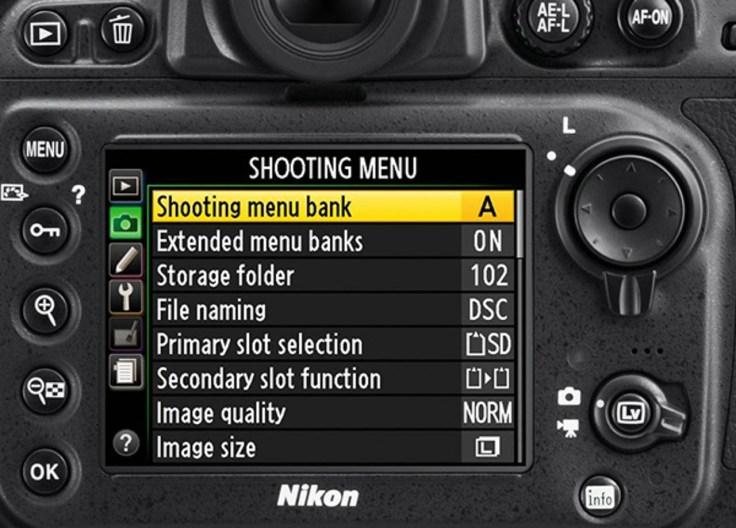 D800_menu