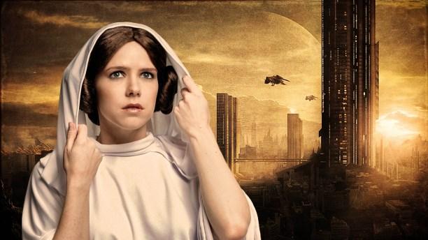 Princess Leia Space City