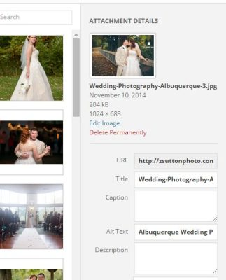 SEO Guide for PHotographers